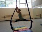 Ariel Dance class - 3